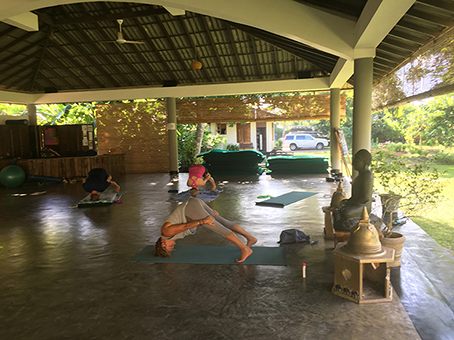 yoga on heads shalla